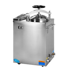 Fully Automatic Microcomputer Vertical Pressure Steam Sterilizer pictures & photos