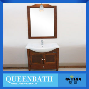 European Classic Cheap Factory Outlet Bathroom Cabinets