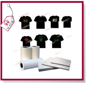 Eco-Solvent Dark Transfer Paper by Mejorsub pictures & photos