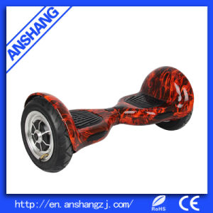 Electric Self Balance Mobility Vehicle Kick Skateboard pictures & photos