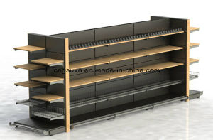 2016 Popular Supermarket Gondola End Rack pictures & photos