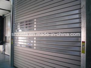 Automatic Aluminium Shutter Door for Factory