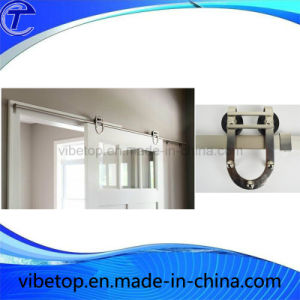 New Fashion Sliding Barn Door Hardware with Aluminum pictures & photos