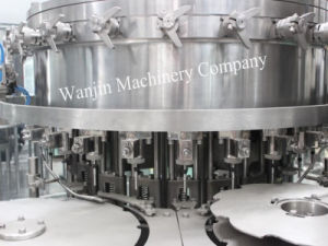 Automatic Bottle Carbonated Soft Drink Filling Machine (DCGF24-24-8) pictures & photos