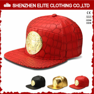 High Quality Panels Suede Baseball Cap Leather pictures & photos
