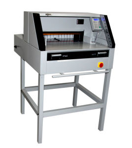 490mm Fast Speed Program Paper Cutting Machine pictures & photos