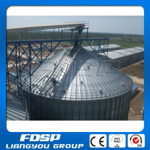 Ce/ISO Approved Sawdust Pellets Storage Equipment/Steel Silo Price pictures & photos