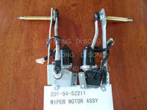 Wiper Motor Assy for Komatsu Part (PC300-8) pictures & photos