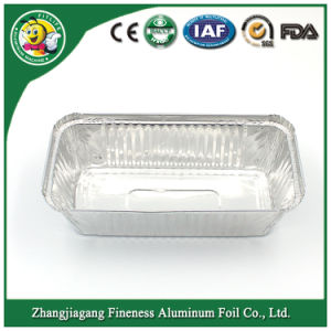 Disposable Aluminium Foil Container for Cake Baking pictures & photos