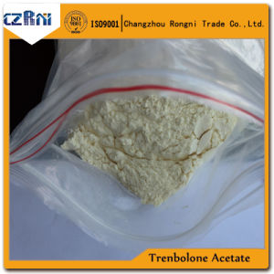Hot Sale Ananbolic Steroid Hormone Powder Trenbolone Acetat 10161-34-9 pictures & photos