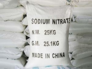 Industry Grade 99% Sodium Nitrate pictures & photos