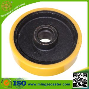 Production Fixtures Heavy Duty PU Wheels Caster pictures & photos