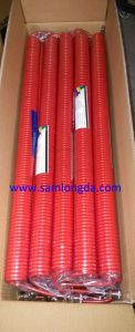 SGS PU Coil Tube with Sp PP Quick Coupling pictures & photos