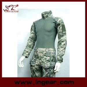 Military Airsoft Combat Uniform Camouflage Frog Suit pictures & photos