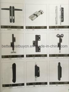 Four Sashes Folding Aluminum Door pictures & photos
