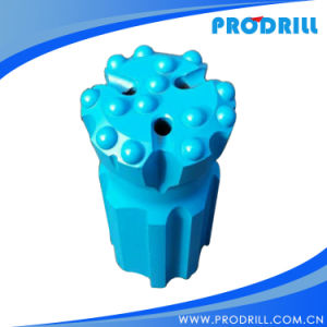 Thread Button Bit, T45-76mm, Retrac, F/F, 14buttons pictures & photos