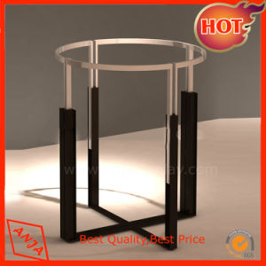 Metal Round Display Rack for Clothes pictures & photos
