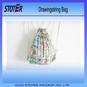 Factory Supplier Personalized Eco Friendly Organza Drawstring Bag pictures & photos