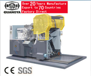 Automatic Foil Stamping Machine for Plastic, PP, PVC pictures & photos