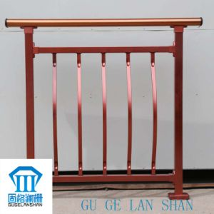 High Quality Wrought Zinc Steel Security Fence 004 pictures & photos