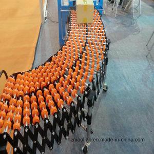 Gravity Skate Wheel Conveyor / Retractable Conveyor/Flexible Conveyor pictures & photos