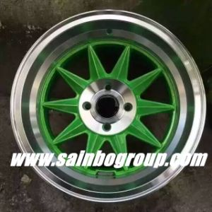 F555902 Aftermarket 15 Inch Aluminium Wheels; Car Alloy Wheel Rims pictures & photos