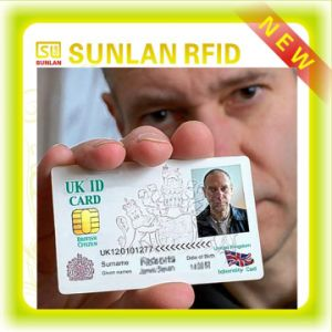 Smart Student NFC Photo ID Card with Magnetic Stripe and Signature Stripe pictures & photos