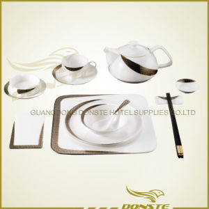 Stained Ceramic 12 PCS Crescent Series