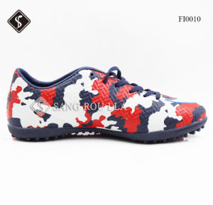 Sports Shoes Football Indoor Soccer Shoes for Men pictures & photos