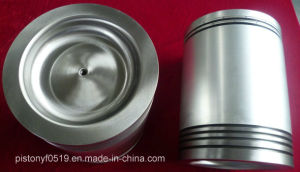 Emd 709 Diesel Locomotive Tin Plated Piston