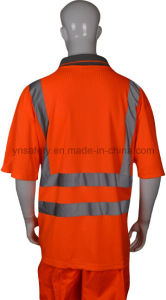 Safety Work Wear Polo T Shirt pictures & photos