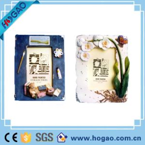 Garden Flower Resin Photo Frame pictures & photos