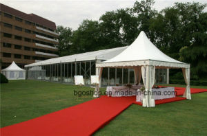 Waterproof Fabric PVC Coated Tarpaulin (1000dx1000d 12X12 550g) pictures & photos