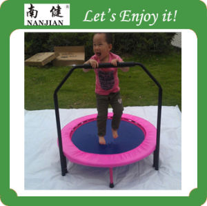 Mini Cheap Trampoline with Handle pictures & photos