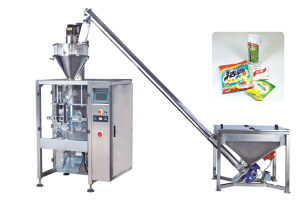 Full Automatic Packaging Machine Combined with Screw (MZV-420D) pictures & photos