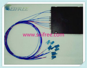 2X8 PLC Splitter for FTTH with Lu Connector pictures & photos