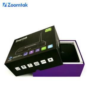 Quad Core Android TV Box Amlogics805 Dreambox pictures & photos