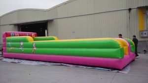 2016 Hot Sale Inflaatble Bungee Run Games for Kids pictures & photos