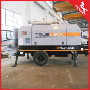 Trailer Concrete Pump Sp90.21.220d pictures & photos