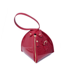 Ladies Cosmetic Bag Lovely Triangle PU Coin Purse Wzx1176 pictures & photos