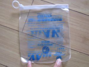 Clear PVC Ziplock Packaging Bag (hbpv-60) pictures & photos