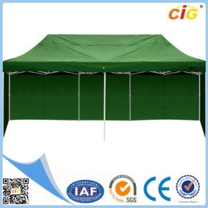 3X6m Popular Green Gazebo Tent pictures & photos