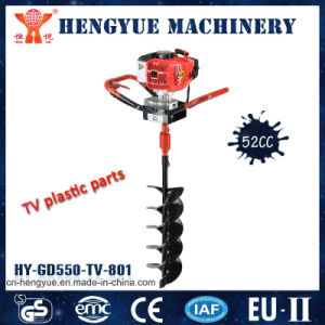 Air Cooled Engine 52cc Earth Auger Drill with High Quality pictures & photos