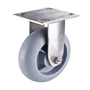 5inches Heavy Duty Fixed Caster with Performa Wheel pictures & photos