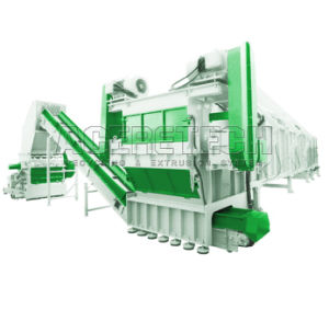 Plastic Recycling and Pelletizing Machine for PE/PP/PA/PVC/ABS/PS/PC/EPE/EPS/Pet pictures & photos