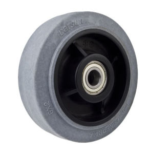 4inches Heavy Duty Performa Rubber Conductive / Antistatic Caster Wheel pictures & photos
