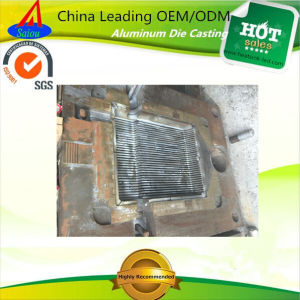 Global SGS Certification Floodlight LED Aluminum Heatsink Casting
