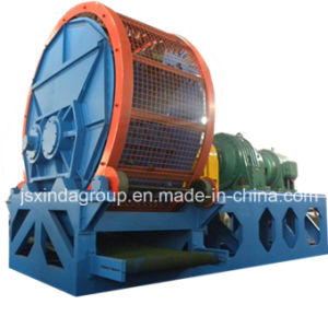 Xinda Zps-900 Tyre Shredder Car Truck Tires Crusher Tire Recycling Machine pictures & photos