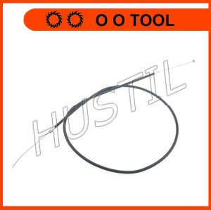 Cg430/520 Brush Cutter Spare Parts Throttle Cable 43cc 52cc pictures & photos