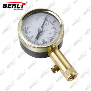 Bellright High Quality Simple Style Dial Tire Pressure Gauge